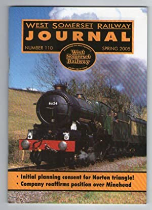 West Somerset Railway Journal - Number 110 - Spring 2005