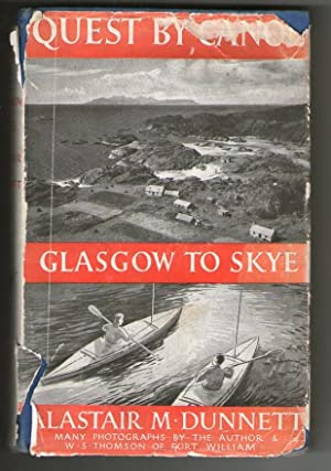 quest by canoe glasgow to skye - AbeBooks