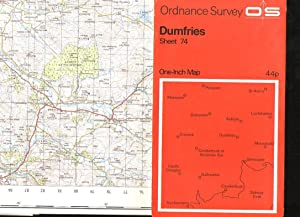 Dumfries - Sheet 74 - Ordnance Survey