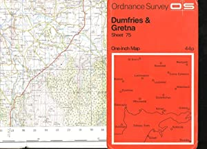 Dumfries & Gretna - Sheet 75 - Ordnance Survey