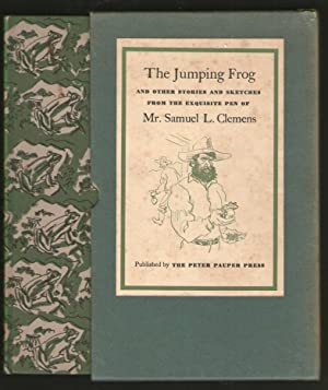 The Jumping Frog: Samuel L. Clemens