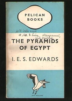 The Pyramids of Egypt: I.E.S.Edwards
