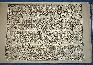 Human Alphabet, Anthropmorphic Alphabet: AMMAN, Jost