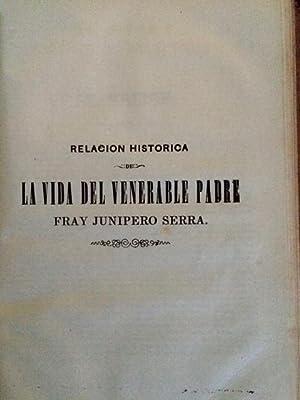 Historia de la Antigua o Baja California [and] Relacion Historica de la Vida del Venerable Padre ...