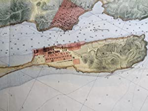 Map] Mare Island Straits Callifornia: Bache, A. D.