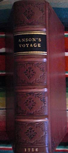 A Voyage Round the World, in the Years 1740 - 44 . compiled from his Papers and Materials, by Ric...