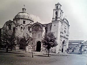 Photo] Church of the Tercer Orden de San Francisco (Cuernavaca, State of Morelos): Baxter, ...