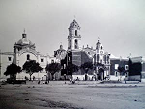 [Photo] Church of San Jose (Puebla, Mexico)
