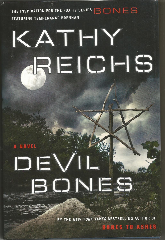 devil bones by reichs kathy scribner 9780743294386 hard cover