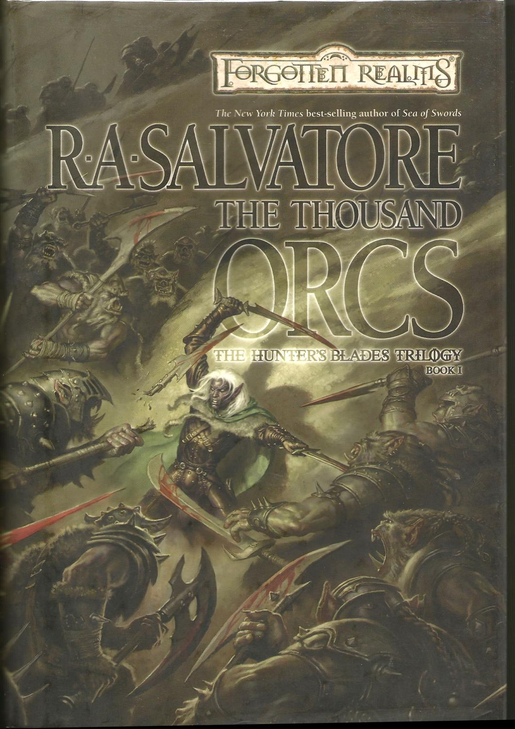 Forgotten Realms: : The Thousand Orcs