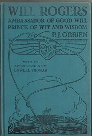 Will Rogers: Ambassador of Good Will, Prince: O'Brien, P.J.