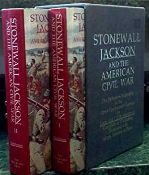 Stonewall Jackson and the American Civil War: Henderson, Lieut. Col.