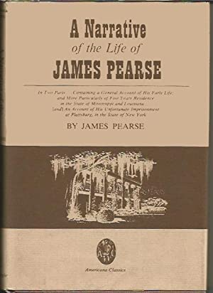 A Narrative of the Life of James Pearse