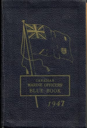 Canadian Marine Officers' Blue Book 1947