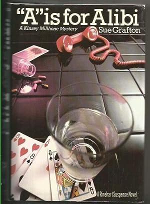 """A"""" Is For Alibi: Grafton, Sue"""