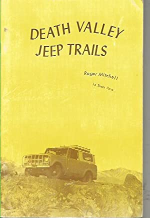 Death Valley Jeep Trails