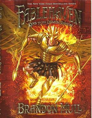 Fablehaven: Keys to the Demon Pridon: Mull, Brandon