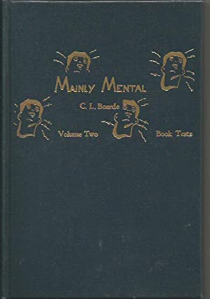 Mainly Mental, Volume Two - Book Tests: Boarde, C.L.