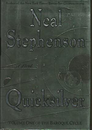 Quicksilver: Volume One of the Baroque Cycle: Stephenson, Neal