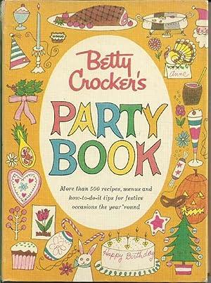 Betty Crocker's Party Book: Betty Crocker