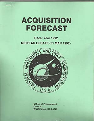 Acquisition Forecast Fiscal YeaR 1992 - Midyear Update (31 Mar 1992)