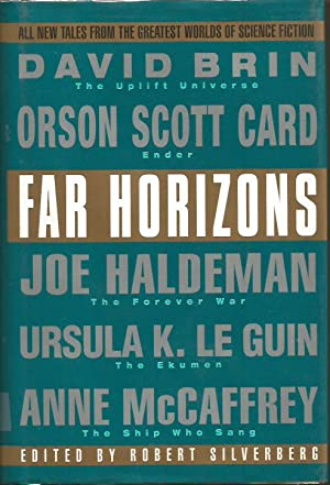Far Horizons: Silverberg, Robert (Editor)