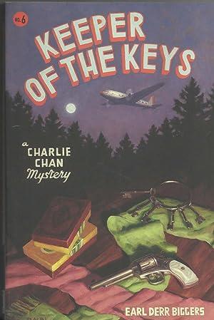 Keeper of the Keys: A Charlie Chan: Biggers, Earl Derr