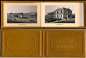 Cassel und Wilhelmshöhe. Leporello.