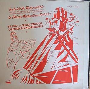 UFA 1936-37. Durch Leistung zum Erfolg.