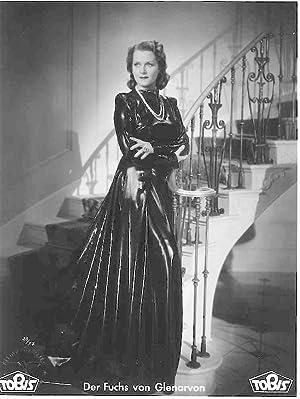 Der Fuchs von Glenarvon. Standbild mit der Schauspielerin Ellen Bang.