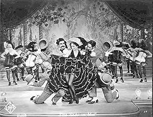 Eine Nacht im Mai. Standbild aus dem Film mit Ursula Deinert.