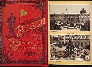 Berlin, Potsdam und Charlottenburg.: Anonym: