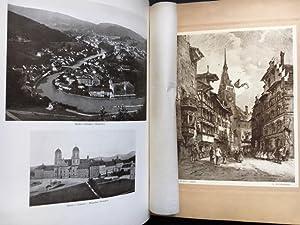 Album der Schweiz.: Bergenroth, Alexander von: