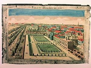 London. Prospect von dem königlichen Palast zu St. James.