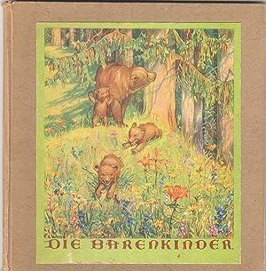 Die Bärenkinder.: Martiny-Holzhausen, Grete von: