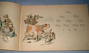 Wir lernen lesen. Eine Fibel für Stadt und Land.: Fleig, Paul, Franz Hirtler und Alois Ries: