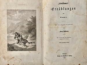 Lederstrumpf - Erzählungen. Für die Jugend bearbeitet von Franz Hoffmann.: Cooper, James ...