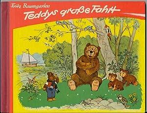 Teddys große Fahrt.: Darnstädt, Helge: