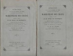 Mémoires sur la vie, les malheurs, les: Fliche, Paul: