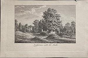 Zu Geismar unter der Linde.: Riepenhausen, Ernst Ludwig: