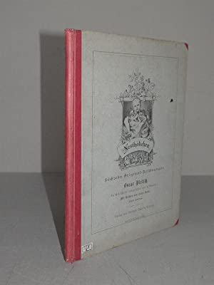 Nesthäkchen. Sechzehn Originalzeichnungen. Mit Reimen von Franz Bonn.: Pletsch, Oscar und ...