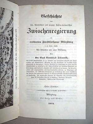 Geschichte der kön. schwedischen und herzogl. sachsen-weimarischen Zwischenregierung im ...
