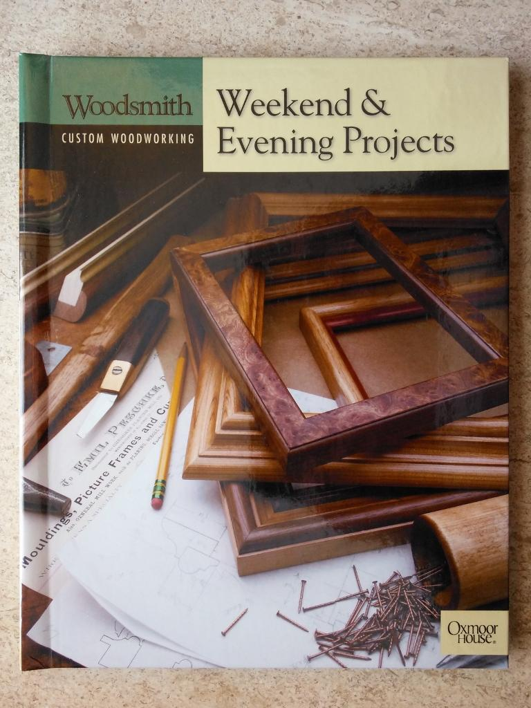 Weekend Evening Projects Woodsmith Custom
