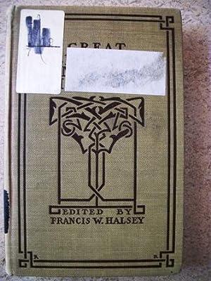 Great Epochs in American History Described By: Halsey, Francis W.