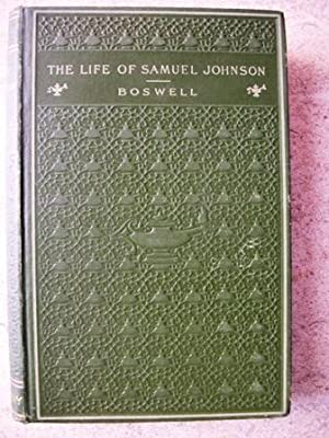 The Life of Samuel Johnson, LL.D. Volume: Boswell, James