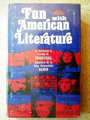 Fun with American Literature: Churchill, E. Richard;