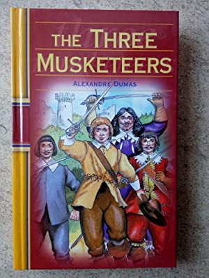 The Three Musketeers (Hinkler Illustrated Classics)