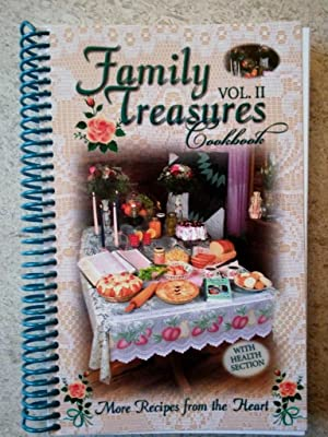 Family Treasures Cookbook Vol II
