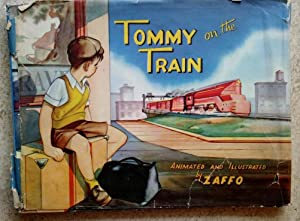 Tommy on the Train