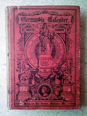 Germania Kalender 1909